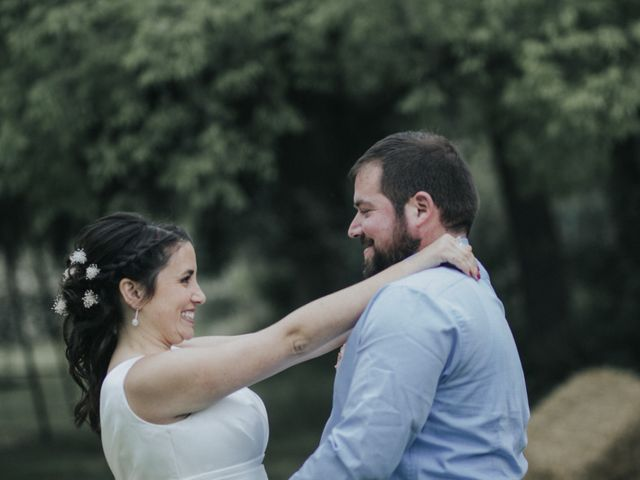 La boda de Cesar y Cris en Canoves, Barcelona 9