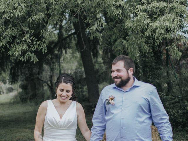 La boda de Cesar y Cris en Canoves, Barcelona 10