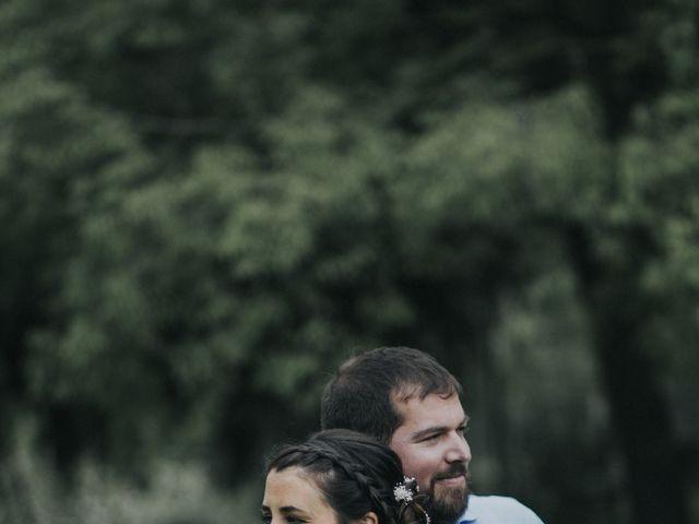 La boda de Cesar y Cris en Canoves, Barcelona 12