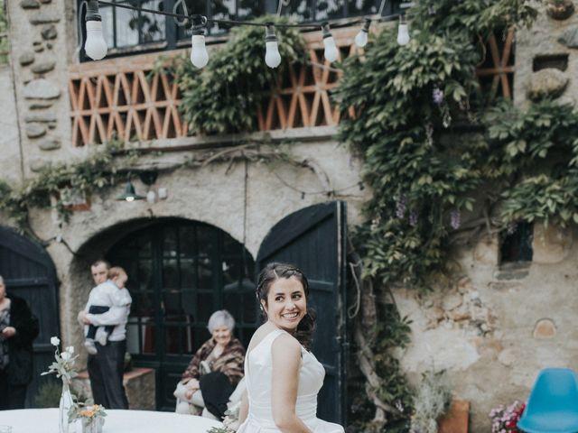 La boda de Cesar y Cris en Canoves, Barcelona 23