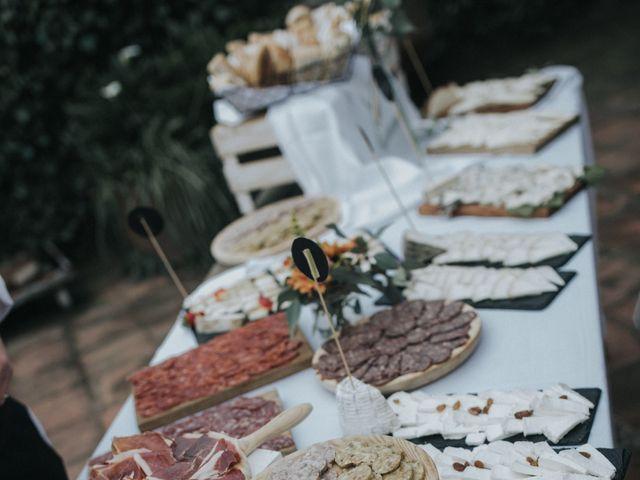 La boda de Cesar y Cris en Canoves, Barcelona 24