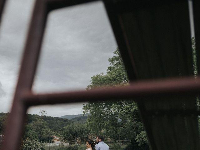 La boda de Cesar y Cris en Canoves, Barcelona 27