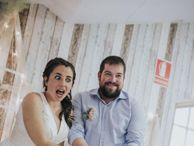 La boda de Cesar y Cris en Canoves, Barcelona 30