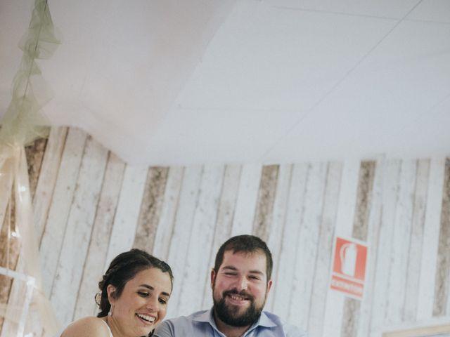 La boda de Cesar y Cris en Canoves, Barcelona 31