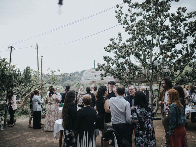 La boda de Cesar y Cris en Canoves, Barcelona 34