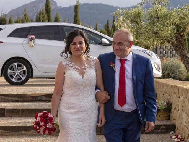 La boda de Ximo y Fany en Muro De Alcoy, Alicante 1
