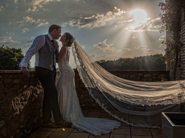 La boda de Cynara y Jordi