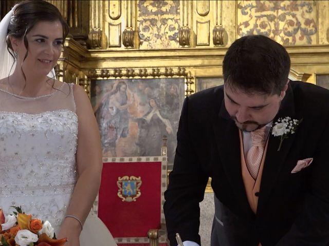 La boda de Jose y Alicia en Ávila, Ávila 10
