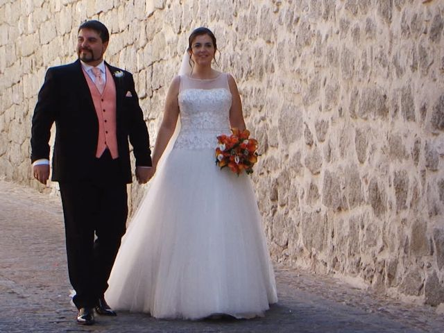 La boda de Jose y Alicia en Ávila, Ávila 11