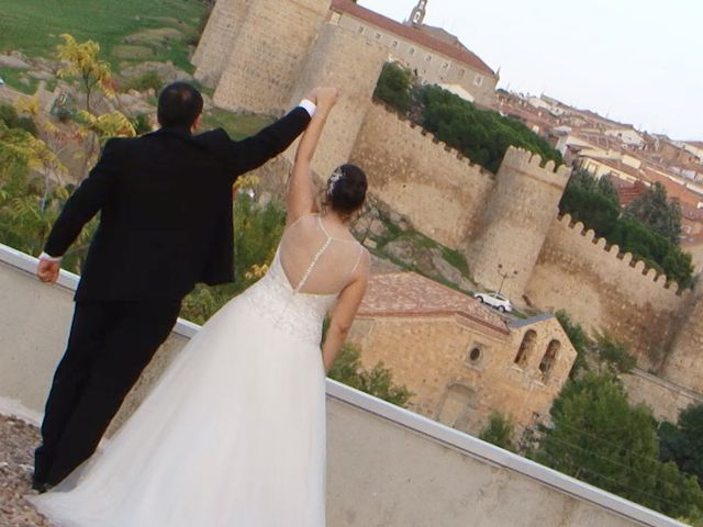La boda de Jose y Alicia en Ávila, Ávila 14
