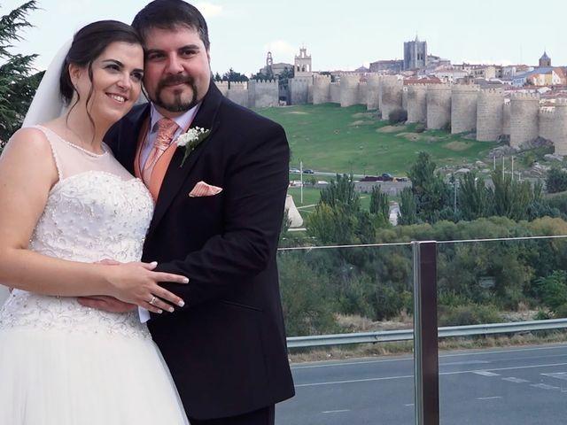 La boda de Jose y Alicia en Ávila, Ávila 16
