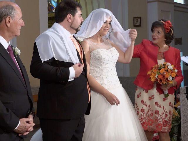 La boda de Jose y Alicia en Ávila, Ávila 20