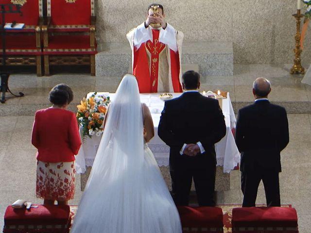 La boda de Jose y Alicia en Ávila, Ávila 21