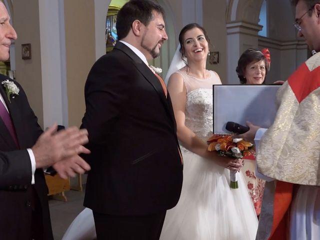La boda de Jose y Alicia en Ávila, Ávila 22