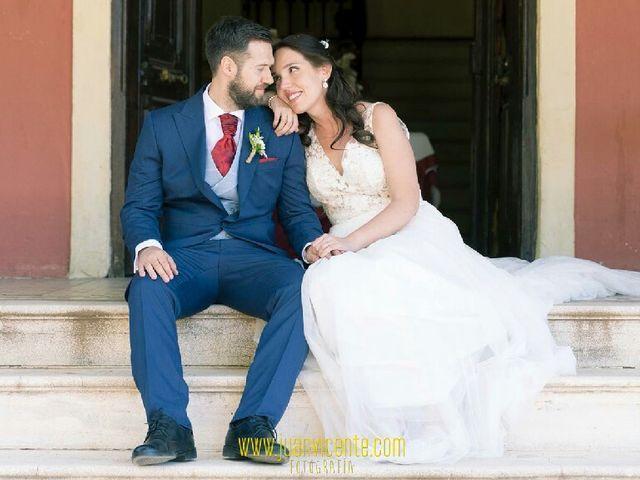 La boda de Jorge y Carla en Valencia, Valencia 5