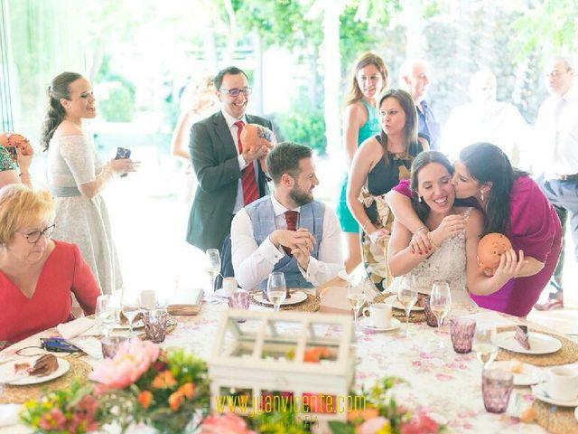La boda de Jorge y Carla en Valencia, Valencia 7