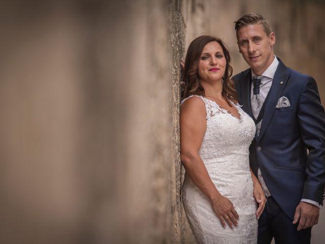 La boda de Jesica y Rafael