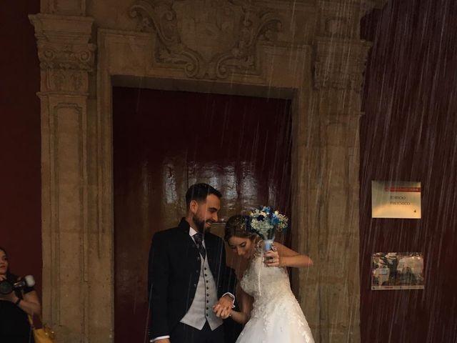 La boda de Ramón  y Amanda  en Aspe, Alicante 4
