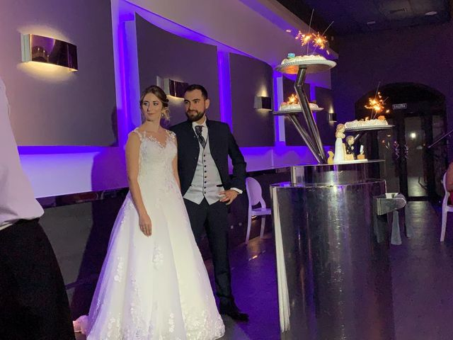 La boda de Ramón  y Amanda  en Aspe, Alicante 1