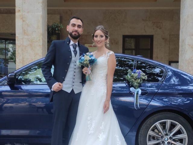 La boda de Amanda  y Ramón