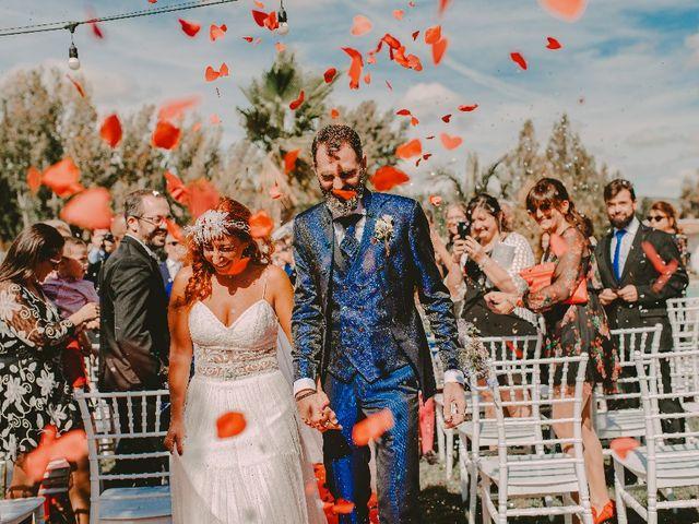 La boda de Cristina y Guillermo