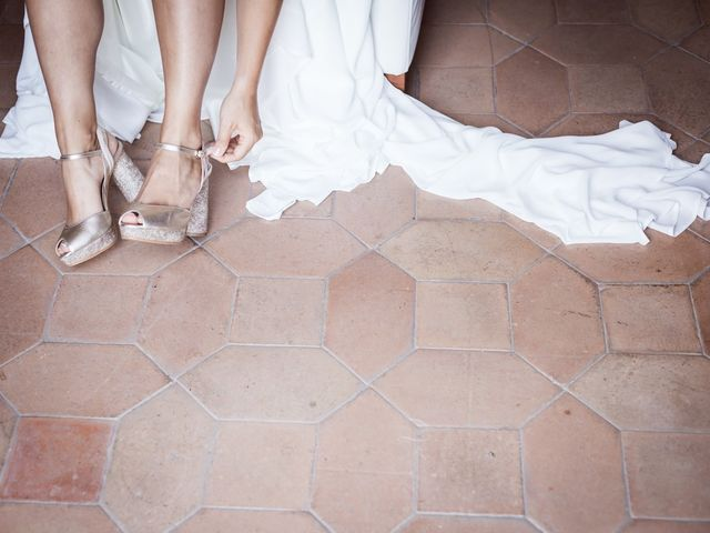 La boda de Albert y Gina en Olerdola, Barcelona 7