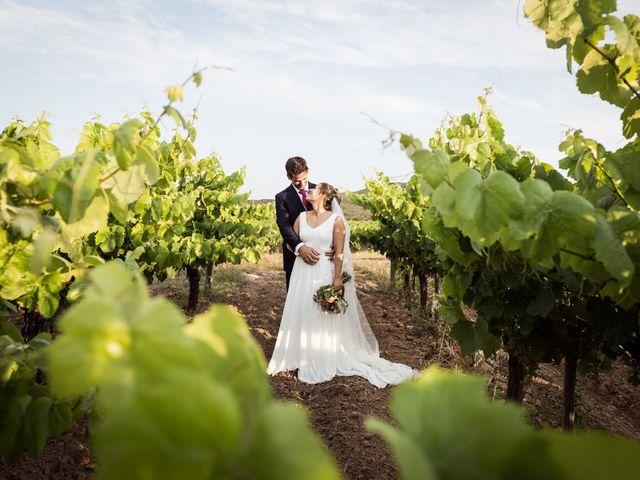 La boda de Albert y Gina en Olerdola, Barcelona 27