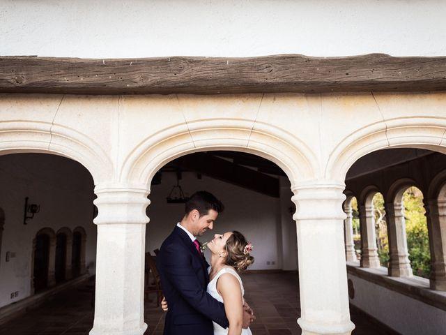 La boda de Albert y Gina en Olerdola, Barcelona 33