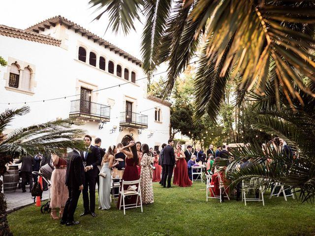 La boda de Albert y Gina en Olerdola, Barcelona 35