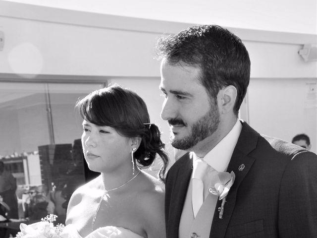 La boda de Ismael y Grace en Guardamar Del Segura, Alicante 16