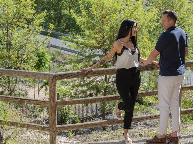 La boda de Daniel y Ana en Huetor Tajar, Granada 3