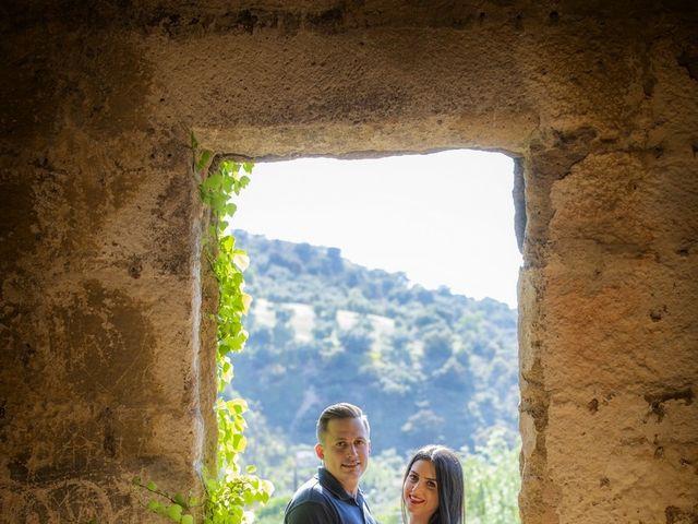 La boda de Daniel y Ana en Huetor Tajar, Granada 9
