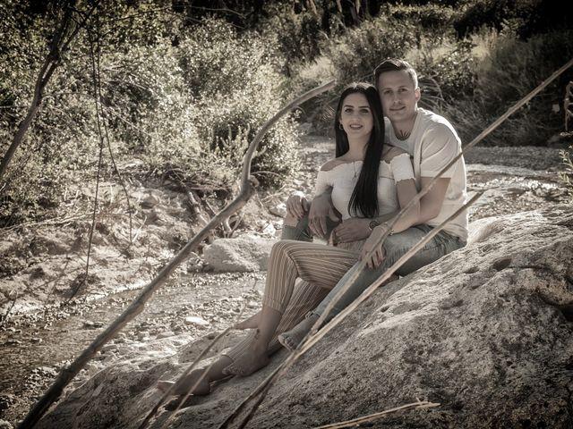 La boda de Daniel y Ana en Huetor Tajar, Granada 18