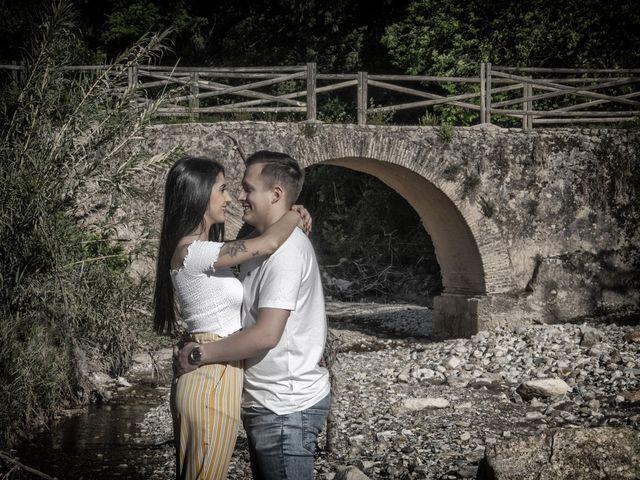 La boda de Daniel y Ana en Huetor Tajar, Granada 21