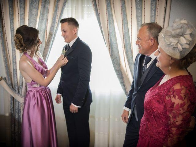La boda de Daniel y Ana en Huetor Tajar, Granada 30