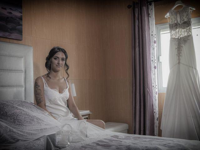 La boda de Daniel y Ana en Huetor Tajar, Granada 34