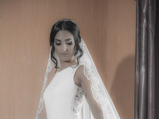 La boda de Daniel y Ana en Huetor Tajar, Granada 37