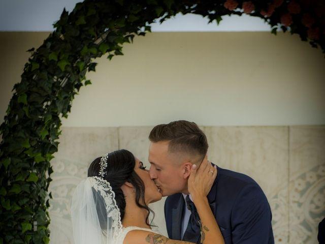 La boda de Daniel y Ana en Huetor Tajar, Granada 47