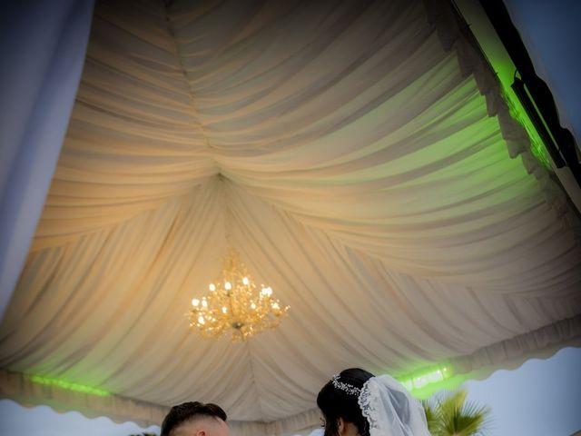 La boda de Daniel y Ana en Huetor Tajar, Granada 48