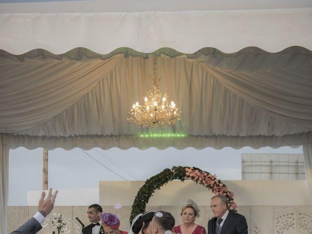 La boda de Daniel y Ana en Huetor Tajar, Granada 49
