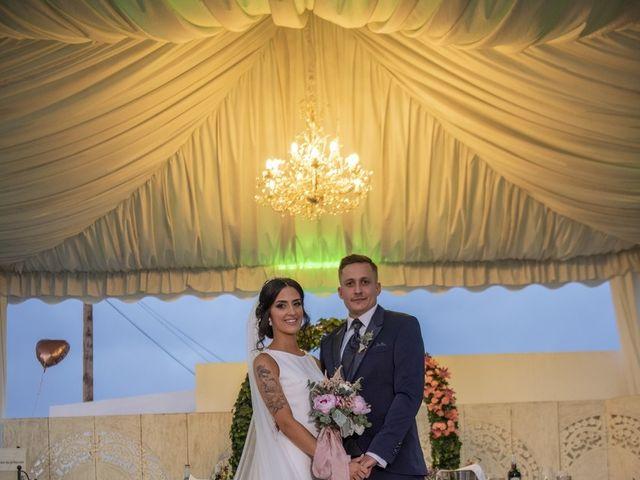 La boda de Daniel y Ana en Huetor Tajar, Granada 52
