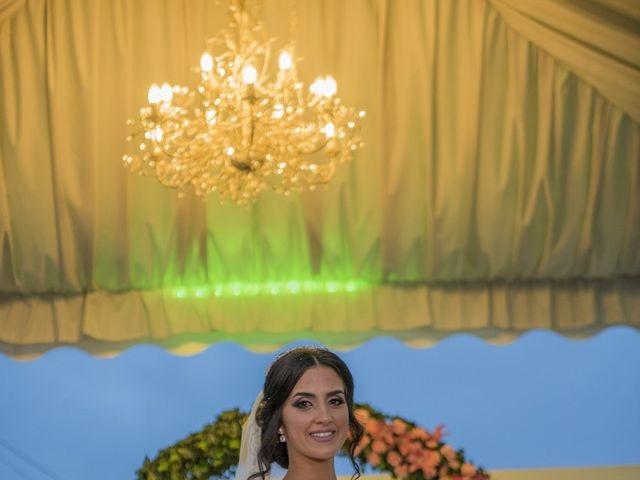 La boda de Daniel y Ana en Huetor Tajar, Granada 54