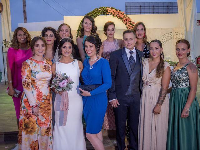 La boda de Daniel y Ana en Huetor Tajar, Granada 56