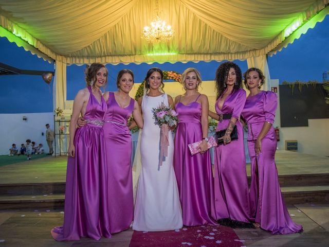La boda de Daniel y Ana en Huetor Tajar, Granada 58