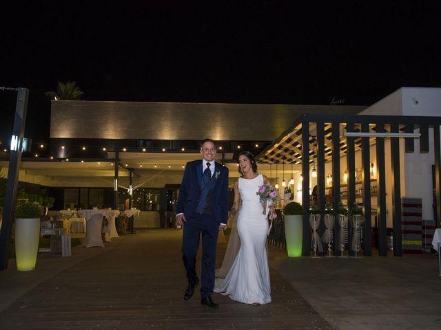 La boda de Daniel y Ana en Huetor Tajar, Granada 61