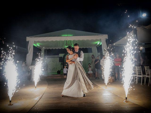 La boda de Daniel y Ana en Huetor Tajar, Granada 62