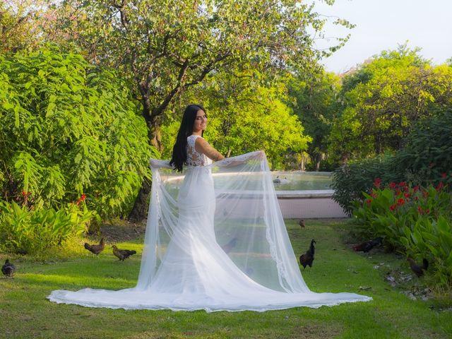 La boda de Daniel y Ana en Huetor Tajar, Granada 65