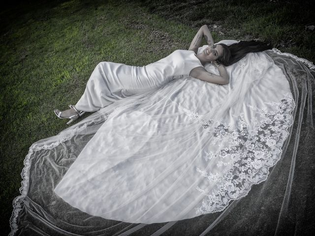 La boda de Daniel y Ana en Huetor Tajar, Granada 70