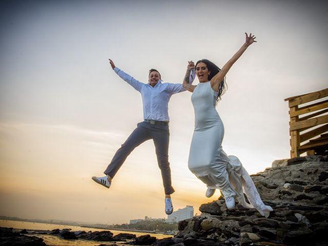 La boda de Daniel y Ana en Huetor Tajar, Granada 73