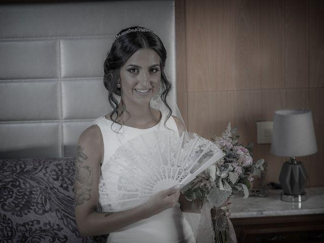 La boda de Daniel y Ana en Huetor Tajar, Granada 83